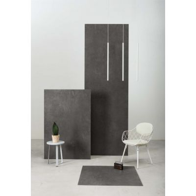 Spieki kwarcowe Urban Great Anthracite 100x100x0,6 cm