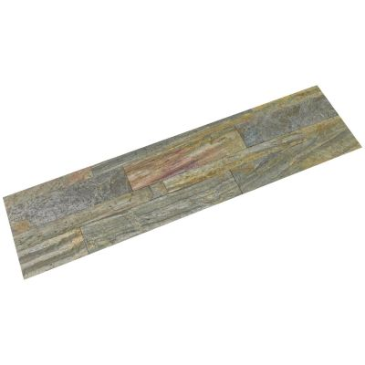 Panel ścienny Quick Stone 3D Burning Forest 60x15x0,2-0,4 cm