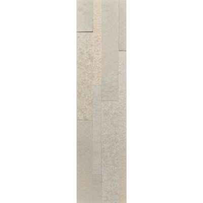Panel ścienny Quick Stone 3D Mint White 60x15x0,2-0,4 cm