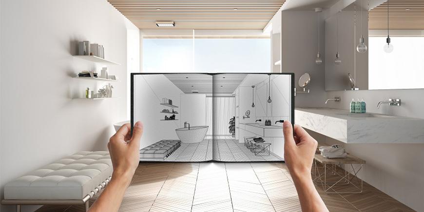 Jak zaprojektować i urządzić łazienkę? Zasady projektowania efektownej aranżacji