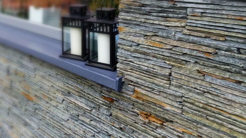Rodzaje i specyfika kamieni elewacyjnych