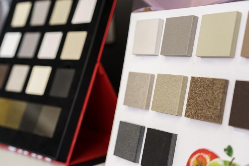 Pięć najpopularniejszych kolorów granitu