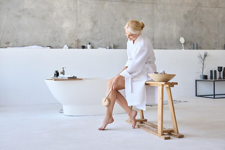 Jak dobrać płytki do łazienki, by całość stanowiła harmonijny efekt?