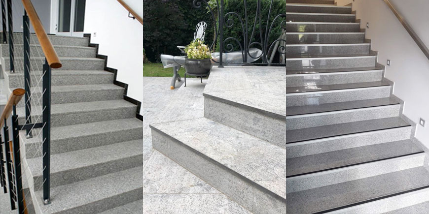 Schody z płytek. Jak dobrać i wykończyć schody płytkami – inspiracje, porady, montaż i cena