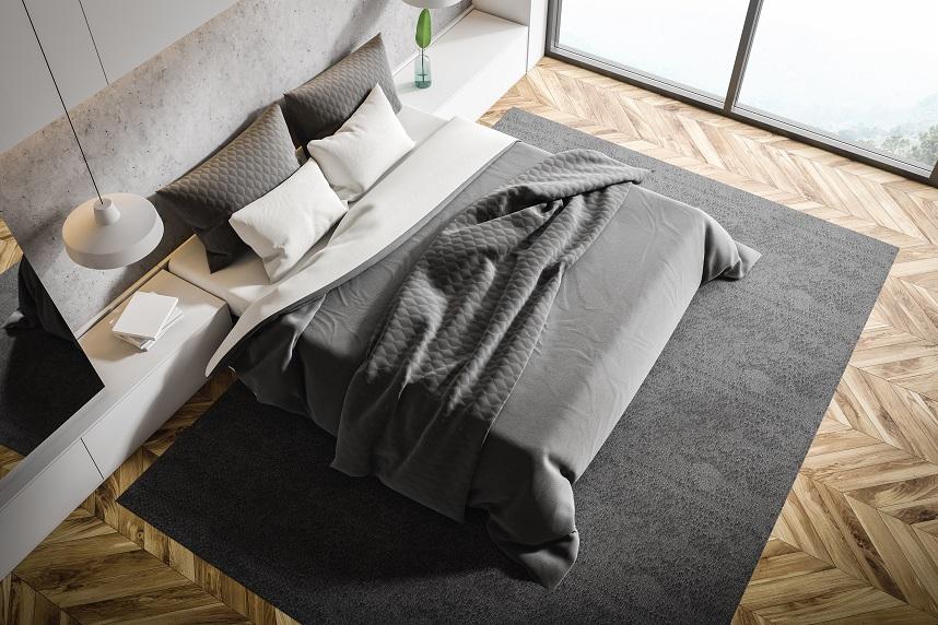 Sypialnia w stylu skandynawskim inspiracje na masterbadroom